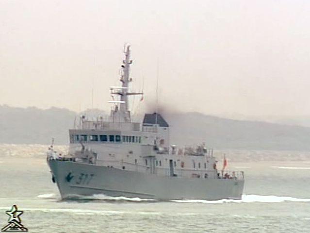 [nouvelles & photos] La Marine Royale Marocaine 317elk11