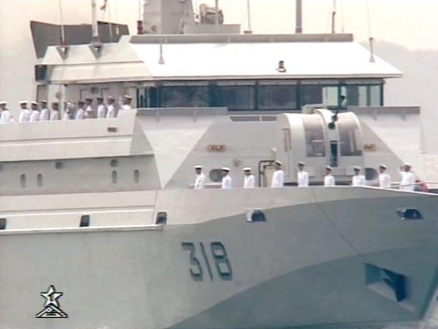 [nouvelles & photos] La Marine Royale Marocaine 318rai11
