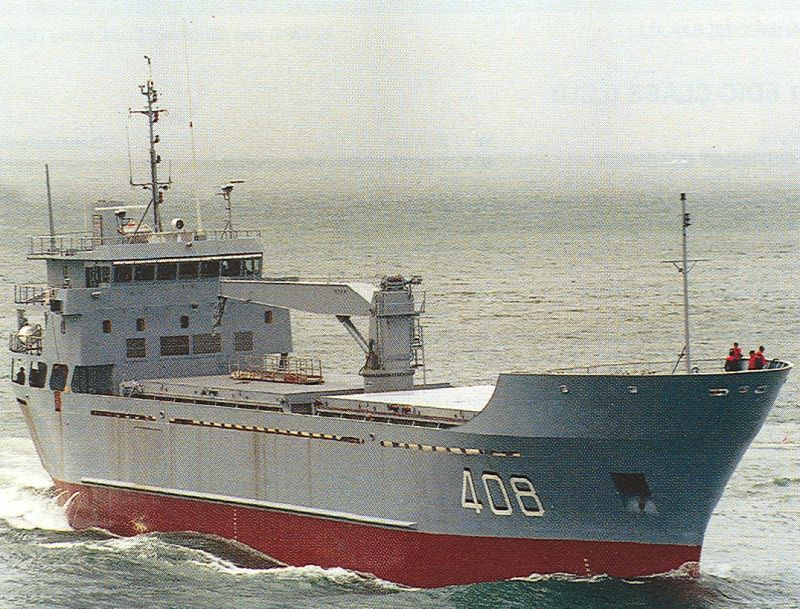 [nouvelles & photos] La Marine Royale Marocaine 408add10