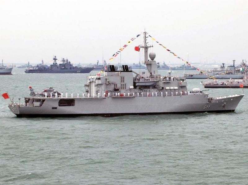 [nouvelles & photos] La Marine Royale Marocaine 611med10
