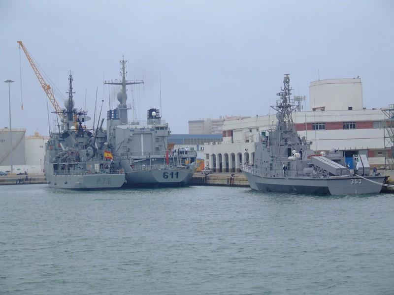 [nouvelles & photos] La Marine Royale Marocaine 611med11