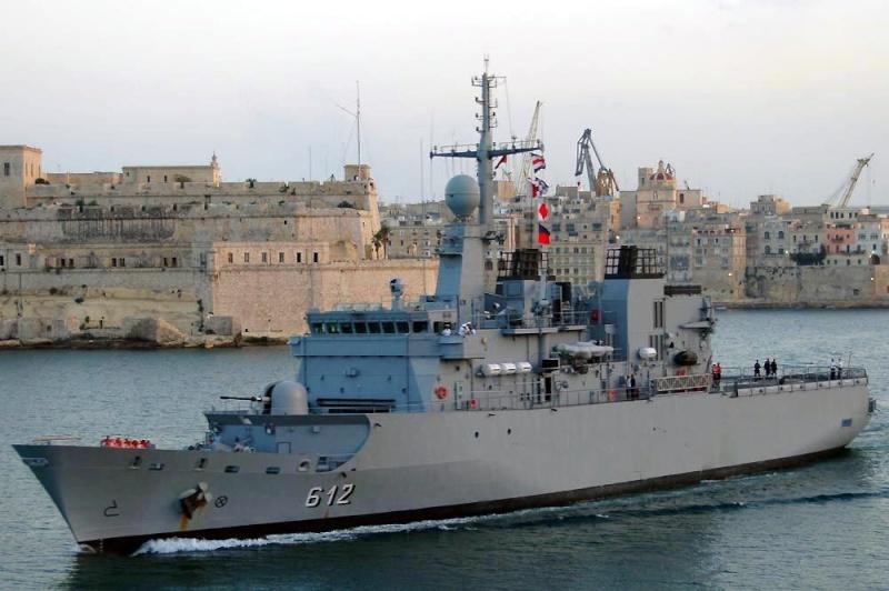 [nouvelles & photos] La Marine Royale Marocaine 612has10
