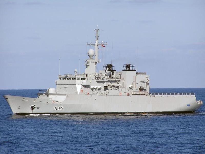 [nouvelles & photos] La Marine Royale Marocaine 612has11
