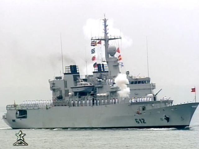 [nouvelles & photos] La Marine Royale Marocaine 612has12