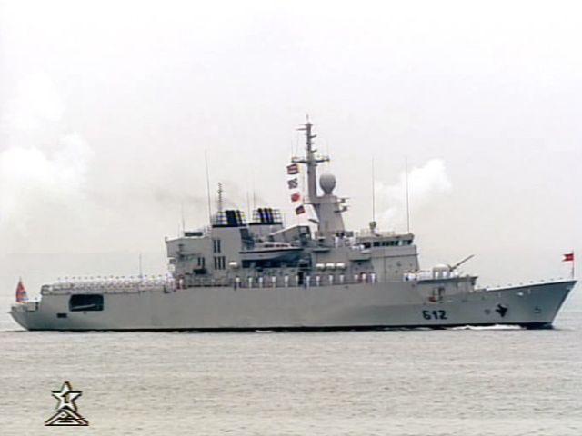 [nouvelles & photos] La Marine Royale Marocaine 612has14