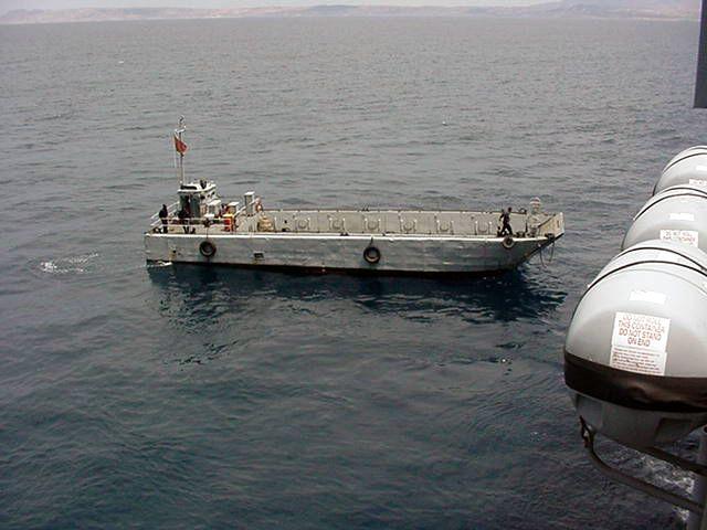 Royal Moroccan Navy Fleet Auxiliary / Unités Auxiliaires de la MRM - Page 2 Chalan10