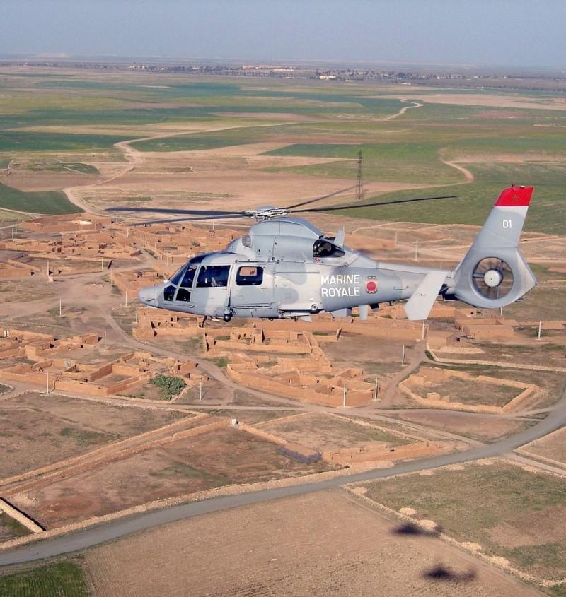[nouvelles & photos] La Marine Royale Marocaine Panthe12