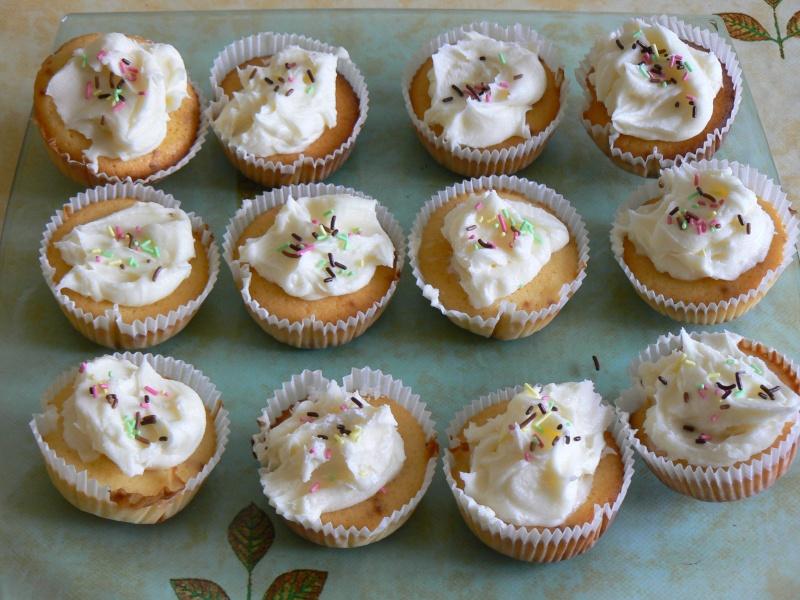 Cupcakes : recettes et décors simples Photo_11