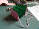 Mini album origami P1030311