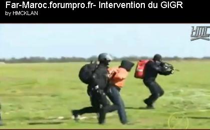 Groupement de Sécurité et d'Intervention de la Gendarmerie Royale ( GIGR - GSIGR ) - Page 4 Famas10