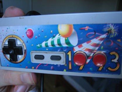 Manette NES ou Famicom Astérix. Img_1210