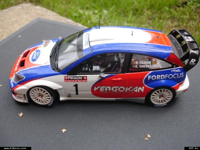 Ford Focus RS WRC Hasegawa -wi-gx10