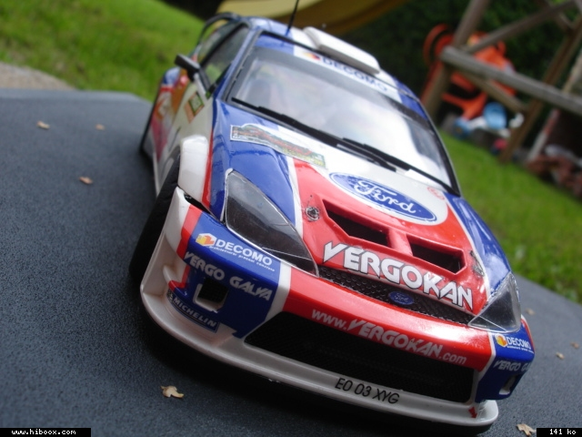 Ford Focus RS WRC Hasegawa -zp24q10