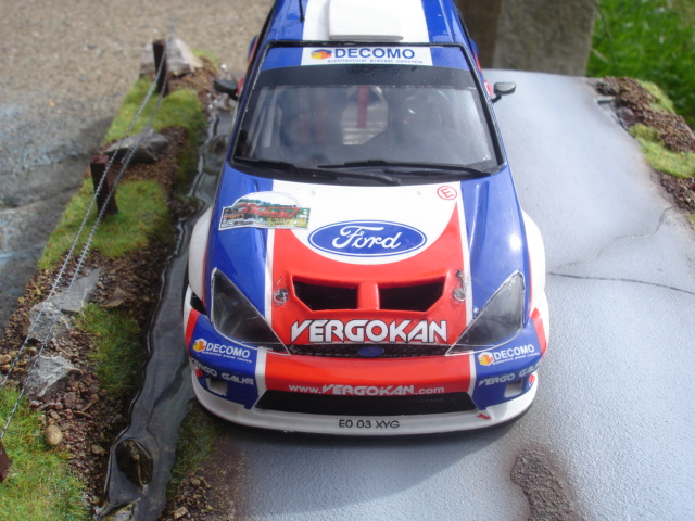 Ford Focus RS WRC Hasegawa Dossi161
