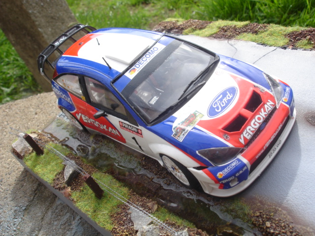 Ford Focus RS WRC Hasegawa Dossi162