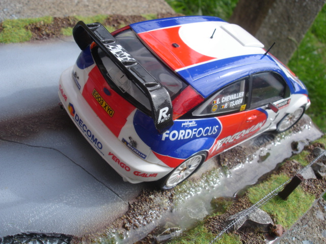 Ford Focus RS WRC Hasegawa Dossi163