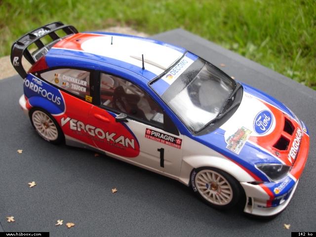 Ford Focus RS WRC Hasegawa Mnuz0710