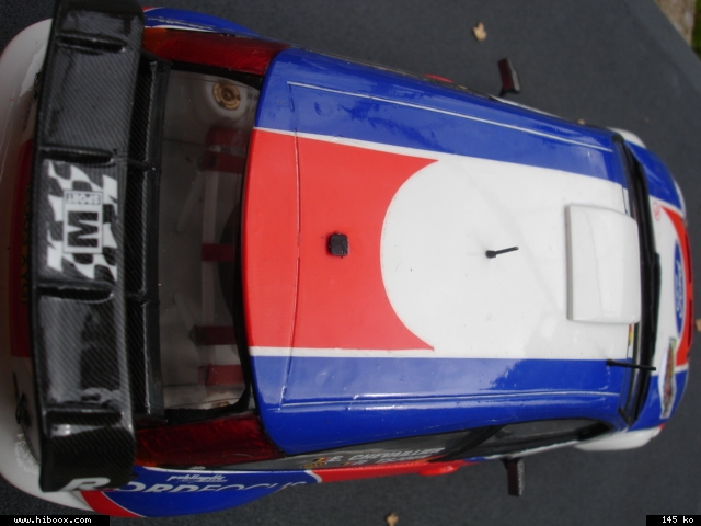 Ford Focus RS WRC Hasegawa Vjnvww10