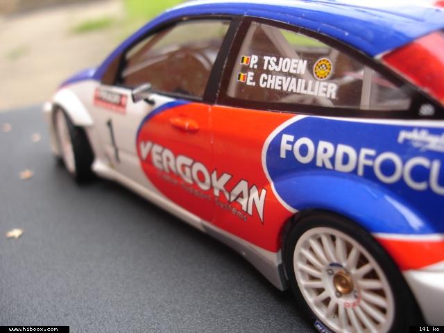 Ford Focus RS WRC Hasegawa Vla9ff10