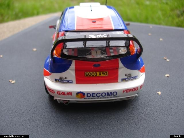 Ford Focus RS WRC Hasegawa Y0bdoc10