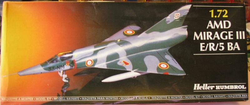 Dassault Mirage III E-X N-G // - [Heller  1/72] P1010246
