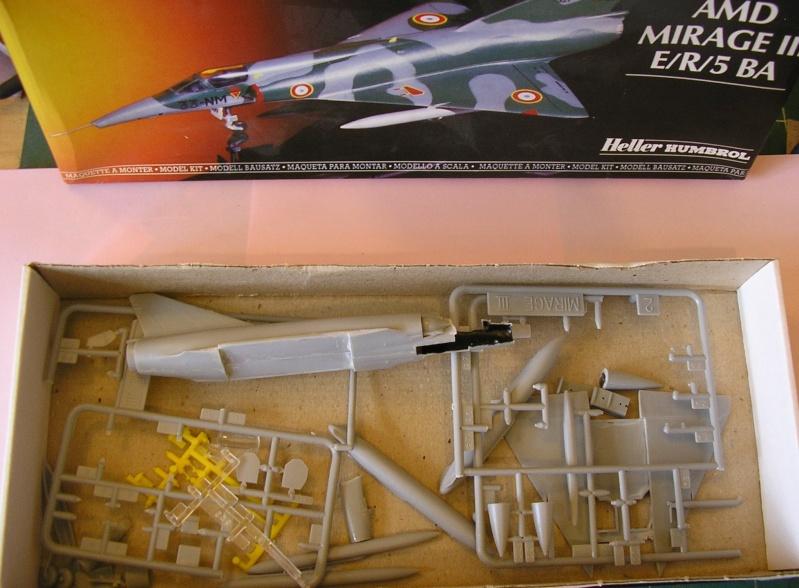 Dassault Mirage III E-X N-G // - [Heller  1/72] P1010247
