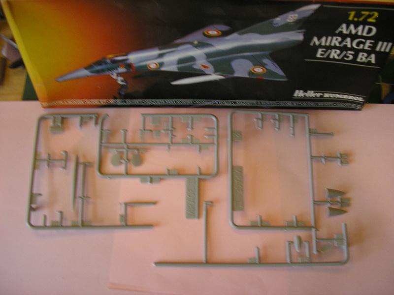 Dassault Mirage III E-X N-G // - [Heller  1/72] P1010249