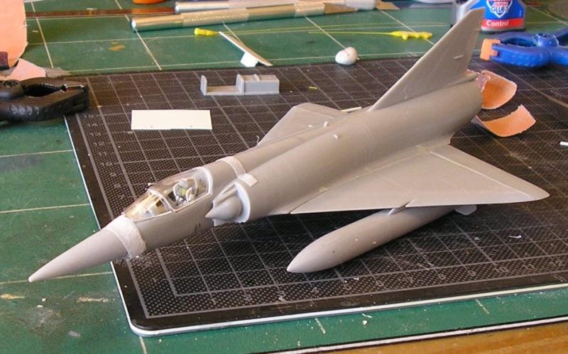 Dassault Mirage III E-X N-G // - [Heller  1/72] P1010261