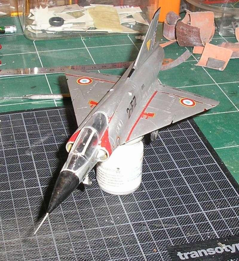 Dassault Mirage III E-X N-G // - [Heller  1/72] P1010264