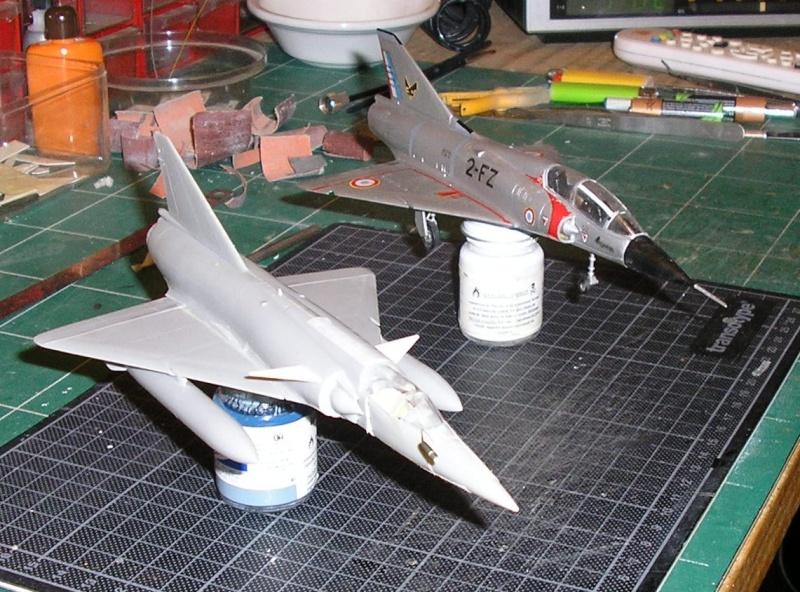 Dassault Mirage III E-X N-G // - [Heller  1/72] P1010266