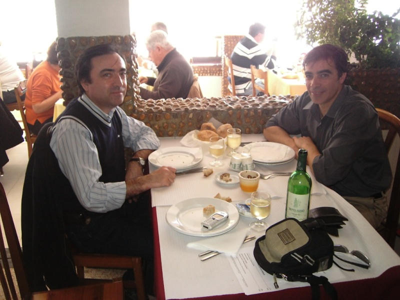 1º Almoço/Convivio Audiopt 29-1-218
