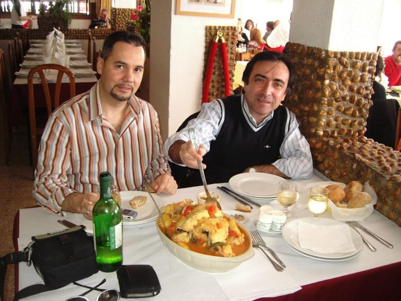 1º Almoço/Convivio Audiopt 29-1-221
