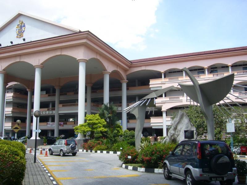 Sunway University College P1040510