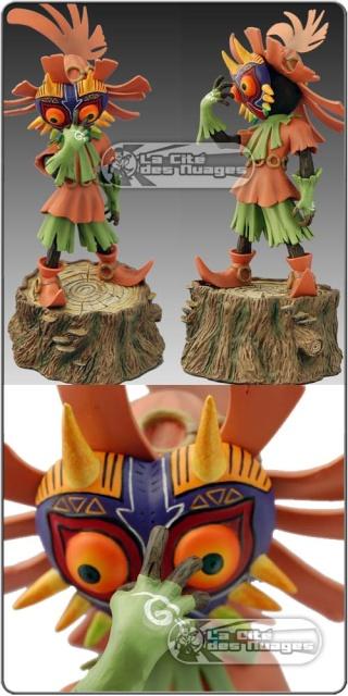 """Les Figurines """"First 4 Figures"""" Zelda 1410_111"""