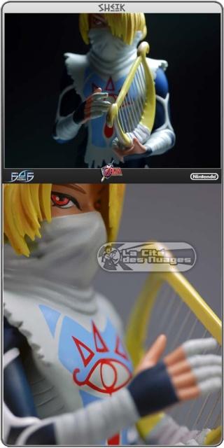 """Les Figurines """"First 4 Figures"""" Zelda 1971_111"""