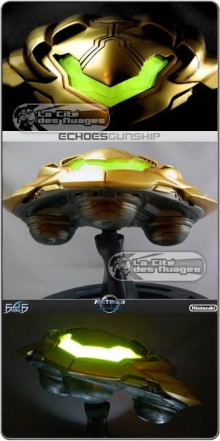 """Les Figurines """"First 4 Figures"""" Metroid 3373_110"""