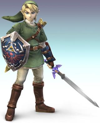 Listing en image des personnages SSBB Link10