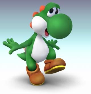 Listing en image des personnages SSBB Yoshi10