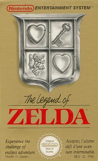 The Legend of Zelda Zelda110