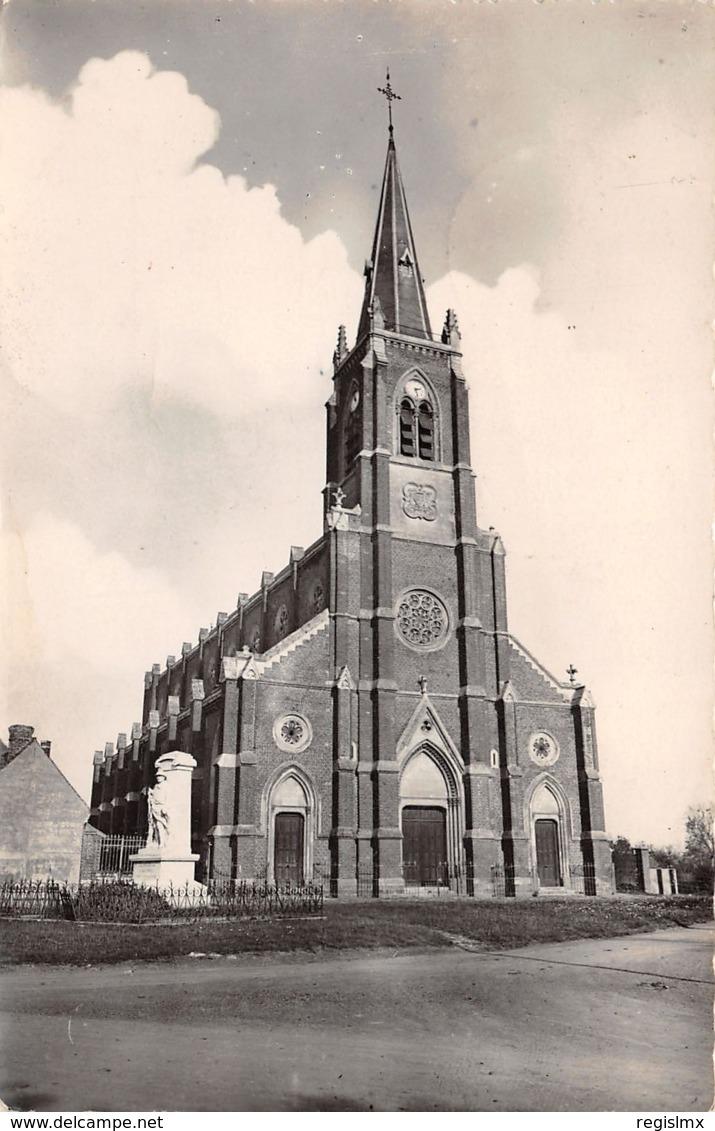 L'EGLISE de Le Quesnel : église Saint léger. 076_0010
