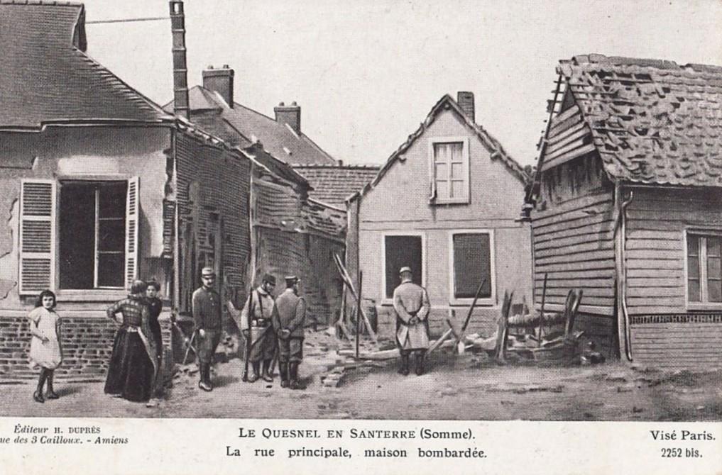 photos de LE QUESNEL pendant la guerre 214