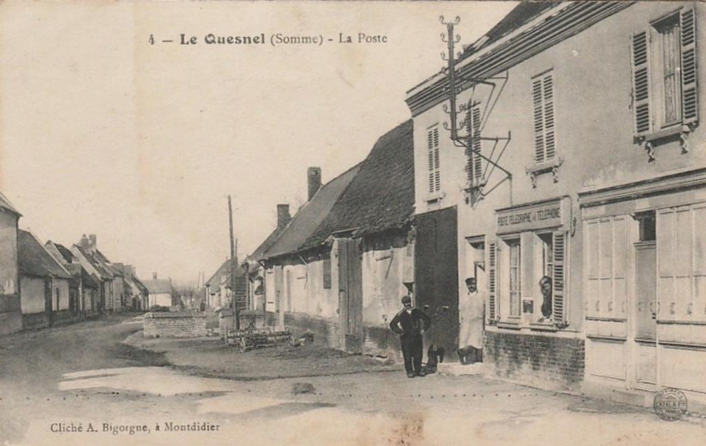 photos de LE QUESNEL pendant la guerre 216