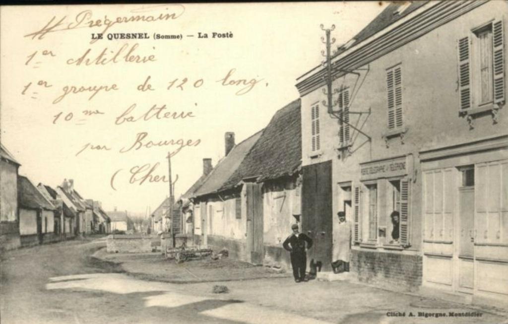 photos de LE QUESNEL pendant la guerre 220