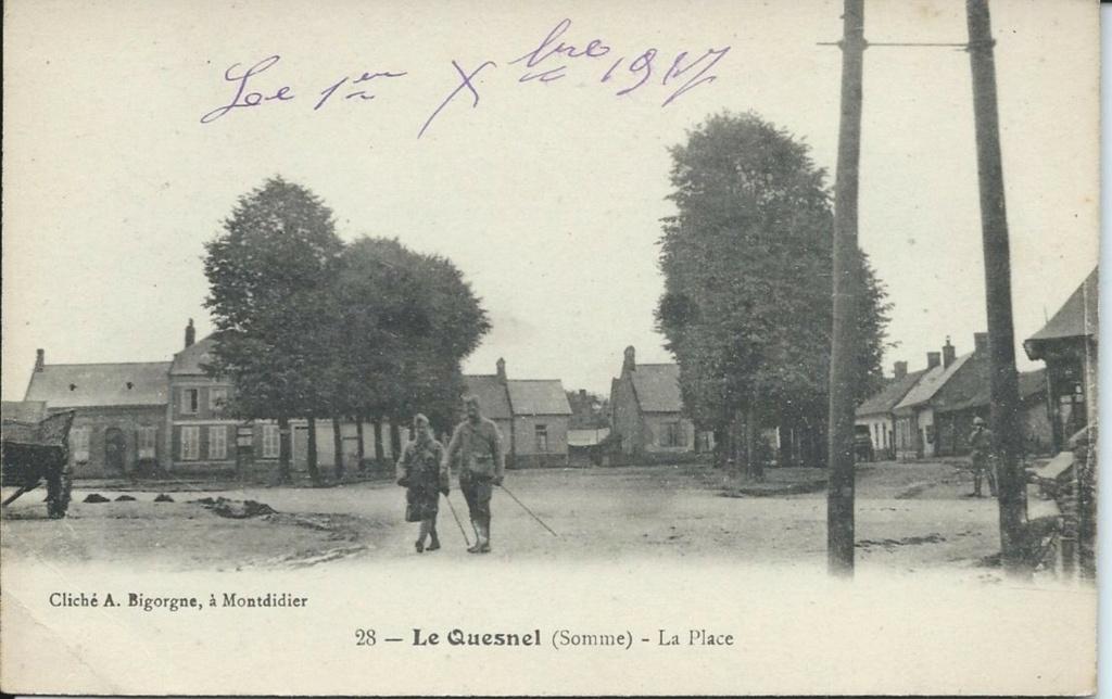 photos de LE QUESNEL pendant la guerre 230