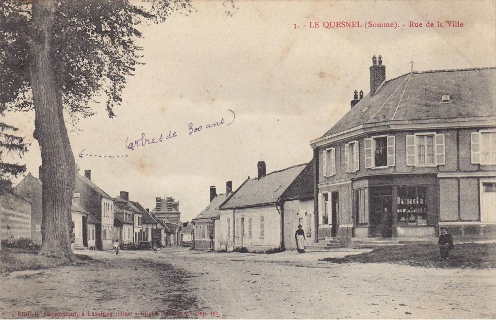 photos de LE QUESNEL pendant la guerre 231