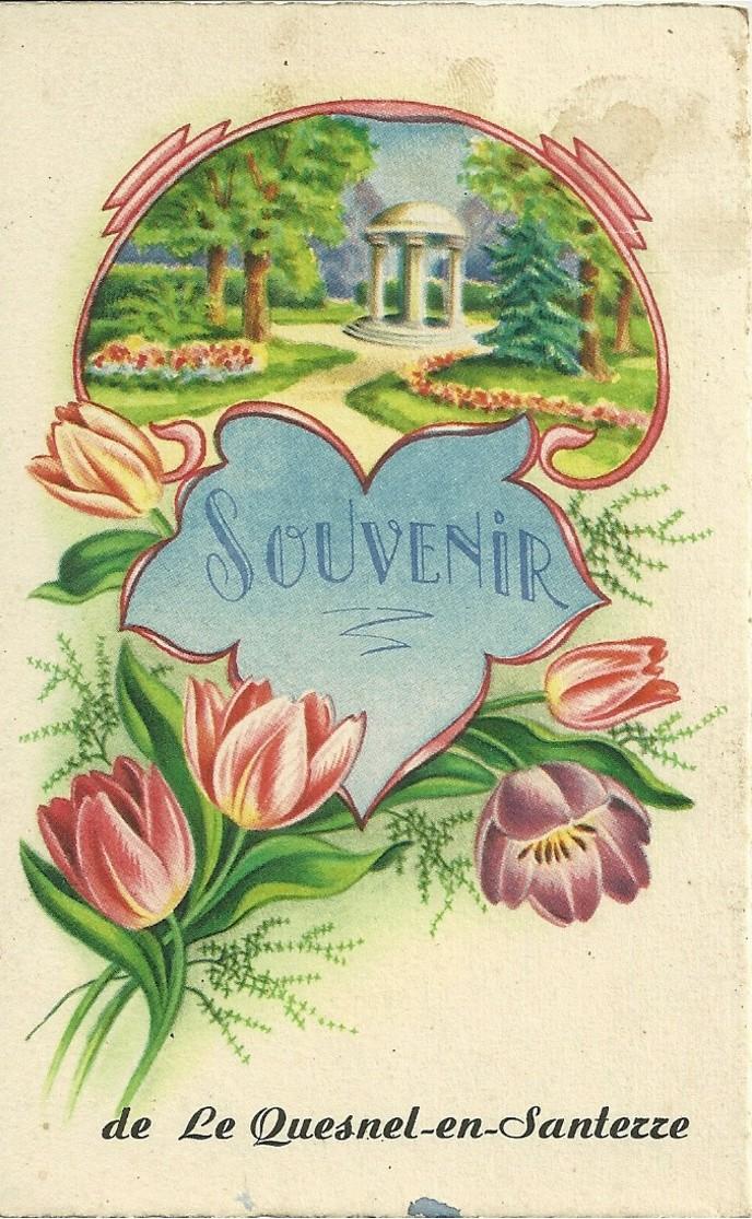 cartes postales originales de LE QUESNEL 233