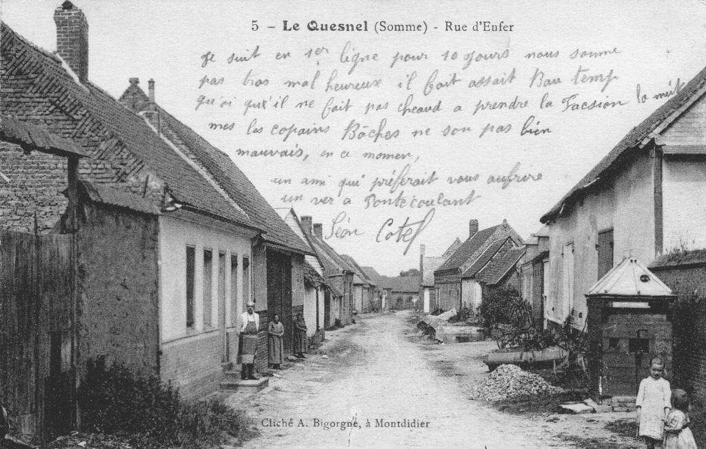 photos de LE QUESNEL pendant la guerre 234