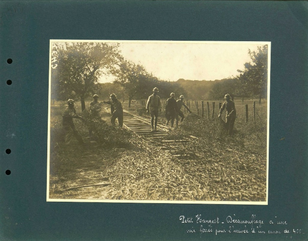 photos de LE QUESNEL pendant la guerre 240
