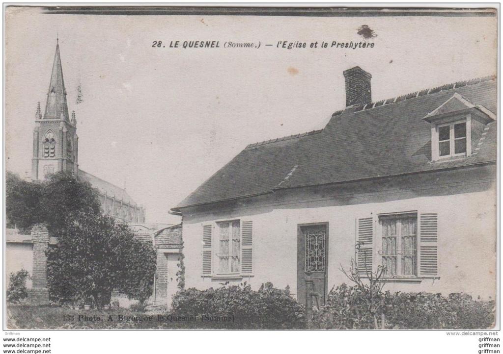 L'EGLISE de Le Quesnel : église Saint léger. 464_0010