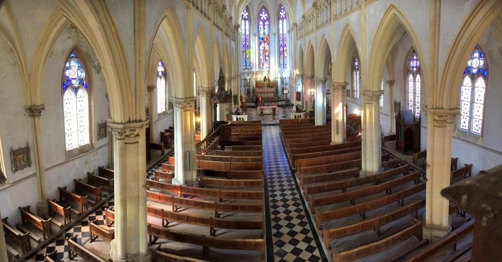 L'EGLISE de Le Quesnel : église Saint léger. 82271111